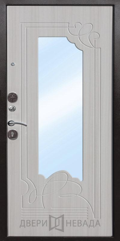 Феррони Ампир белый ясень зеркало